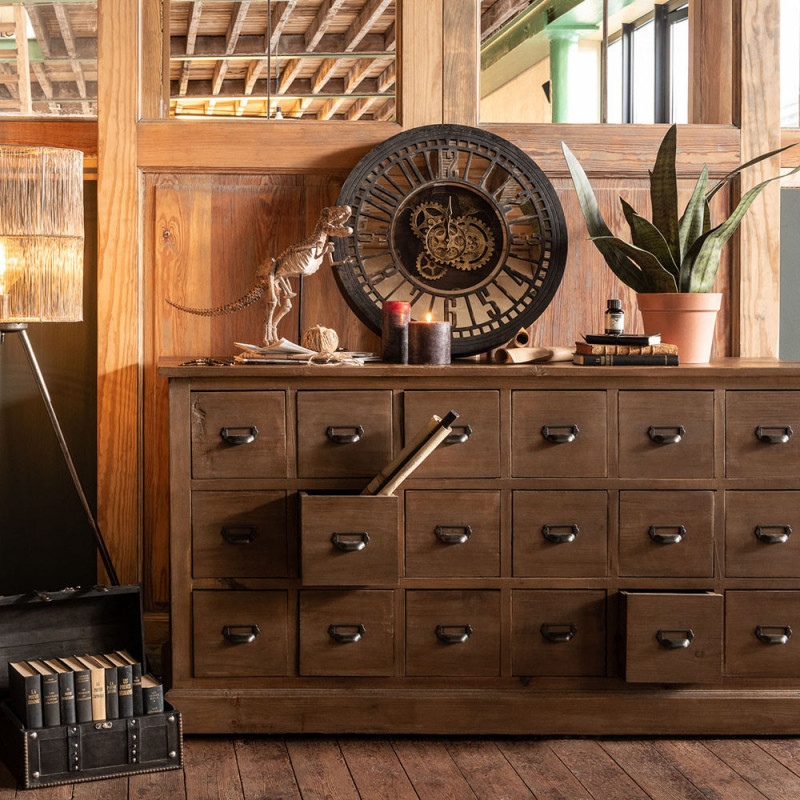 Meuble à tiroirs en bois - Boby