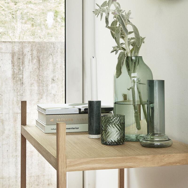 Petit meuble étagère en bois 3 étagères - Sine