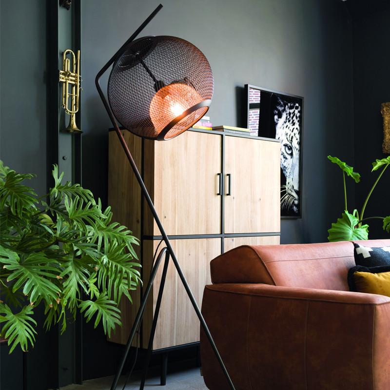 Lampadaire design style industriel - Marco