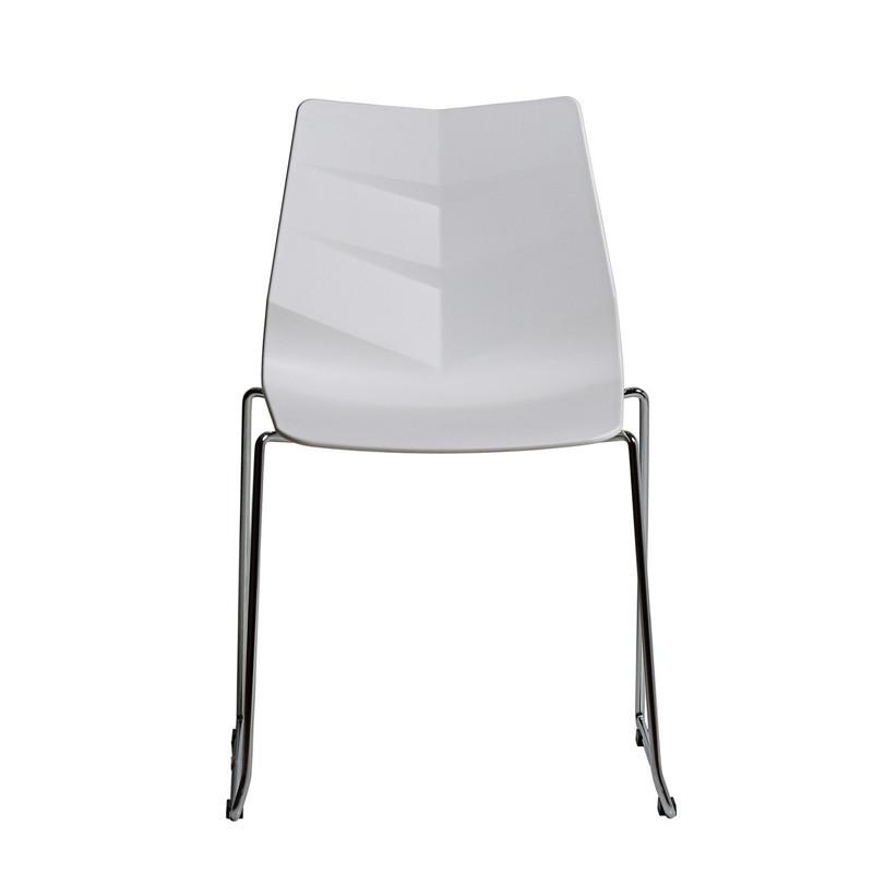 Chaise de cuisine blanche - Calio
