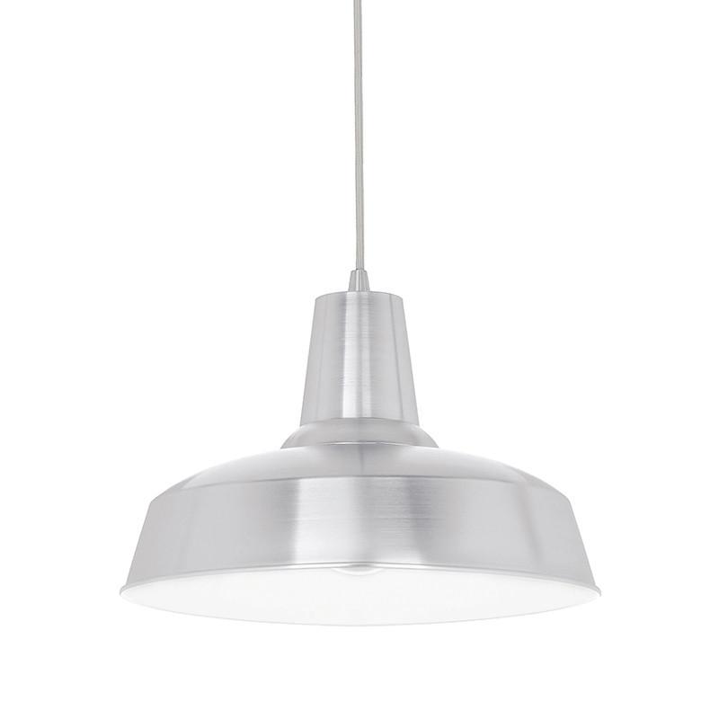 Luminaire suspension chrome style loft - Aliot
