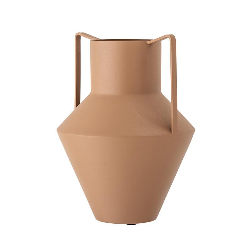 Vase design couleur terracotta - Ola