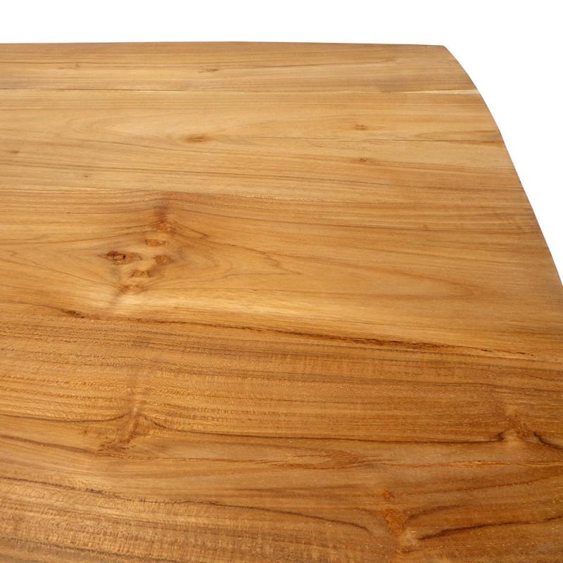 Petite table en bois rectangulaire 120cm - Vick