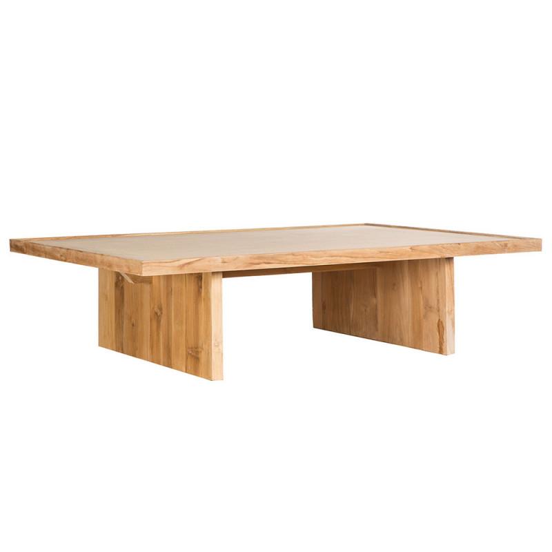 Table basse en bois - Claire