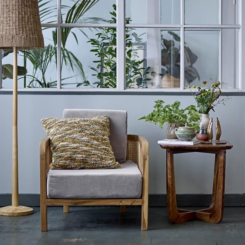 Fauteuil cannage confortable design - Felucca