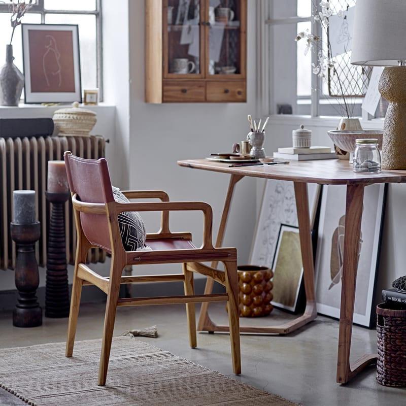Petite table à manger en bois - Luie
