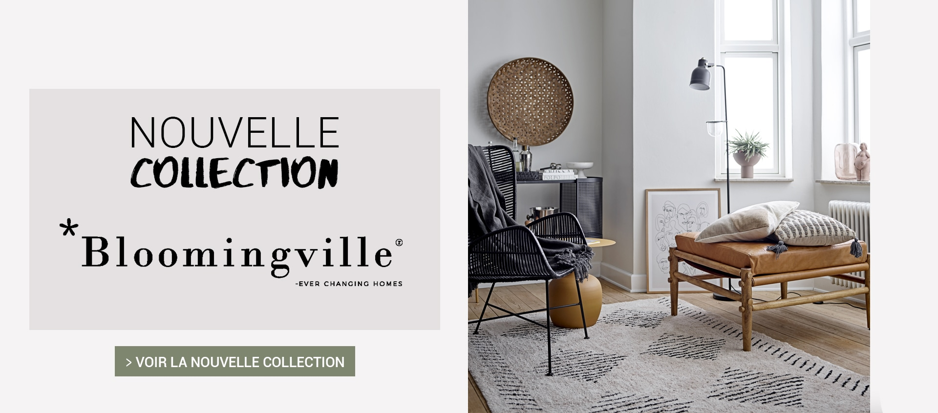 Nouvelle Collection Bloomingville